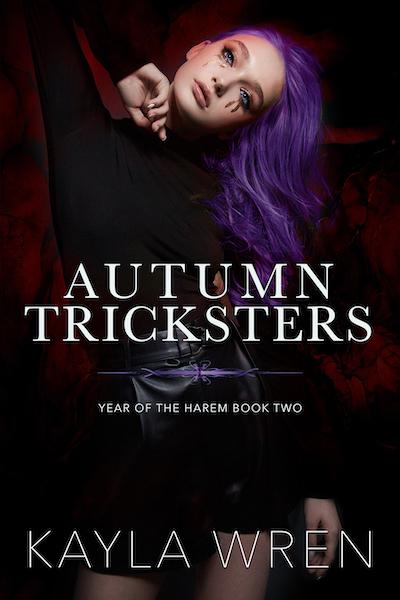 Autumn Tricksters (Kayla Wren)