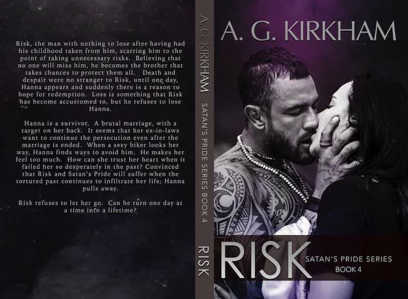 Risk Print Cover