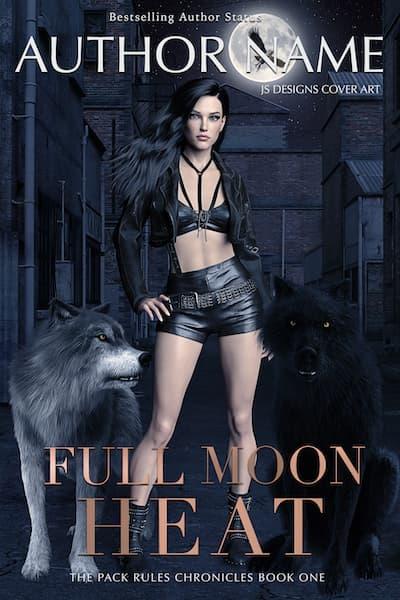 Full Moon Heat (series potential)