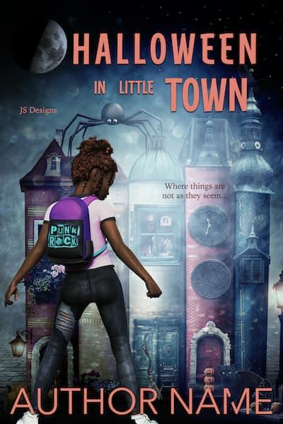 Halloween In Big Little town